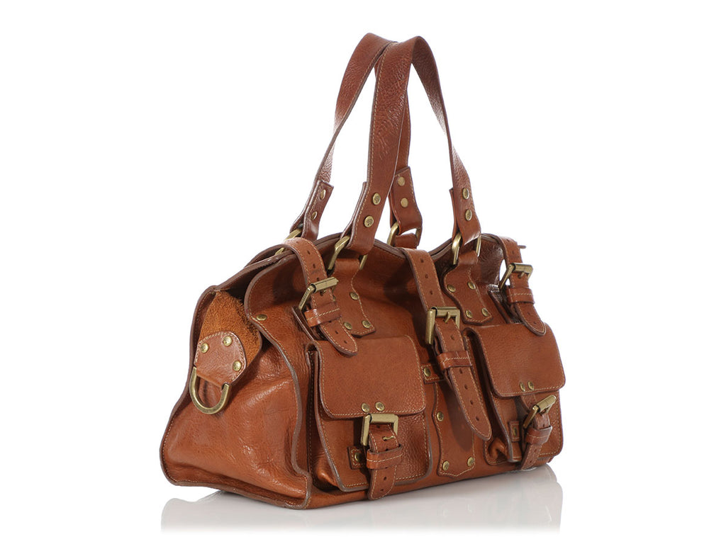 Mulberry Oak Darwin Leather Roxanne