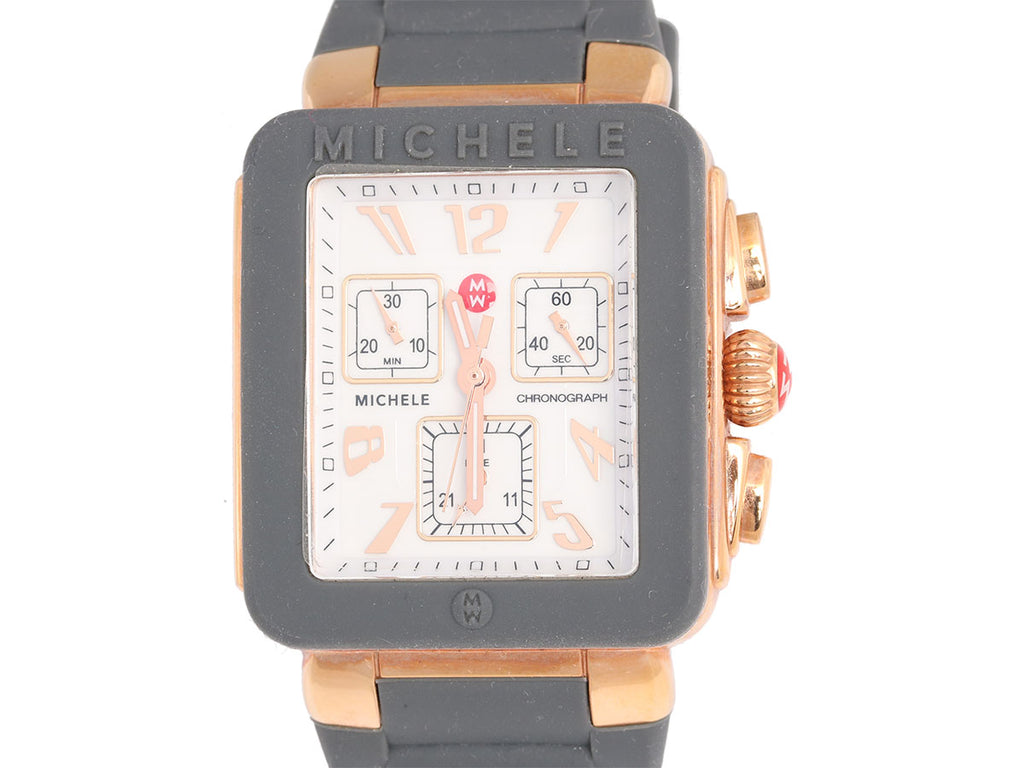 Michele Gray Park Jelly Bean Watch