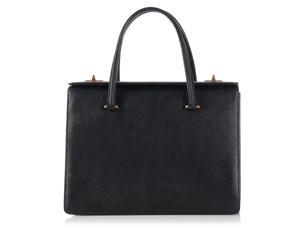 Prada Black Saffiano Bag