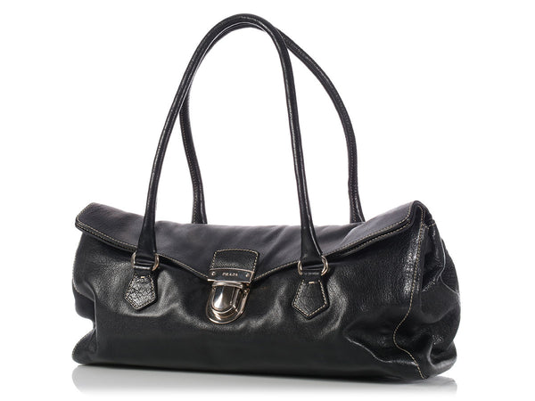 Prada Black Easy Bag