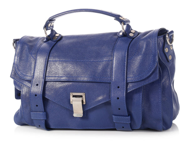 Proenza Schouler Medium Blue PS1