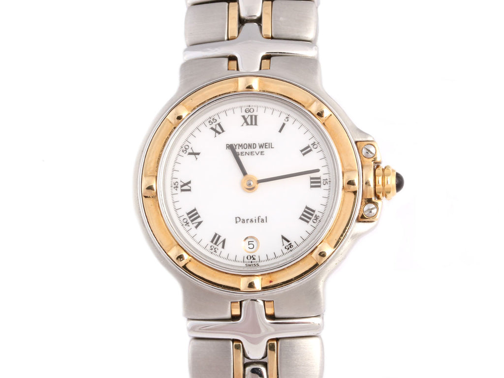 Raymond Weil Two Tone Parsifal Watch