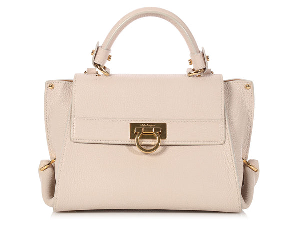 Ferragamo Small Biscotto Sofia Bag