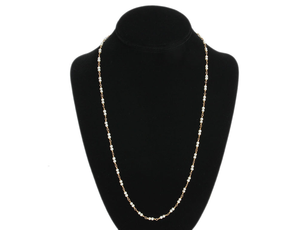 Temple St. Clair Pearl Necklace