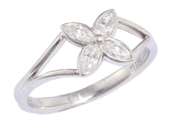 Tiffany & Co. Marquise Diamond Victoria Ring