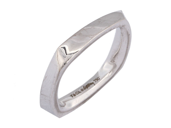Tiffany & Co. Frank Gehry Torque Ring
