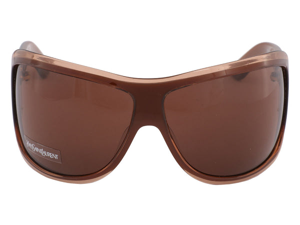 YSL Oversized Brown Sunglasses