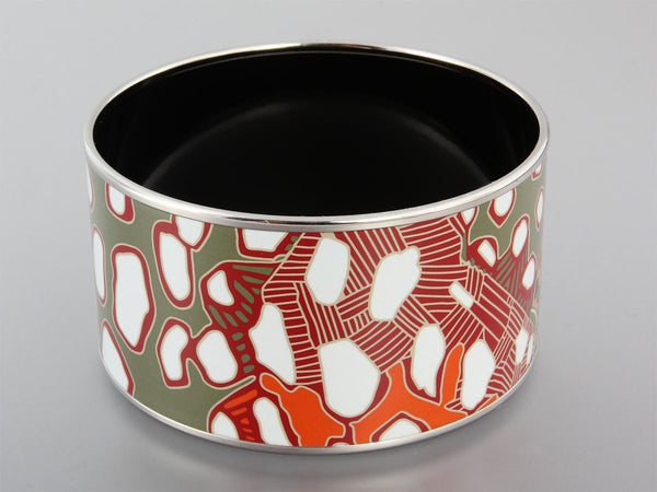 Hermès Wide Tout en Quilt Bangle