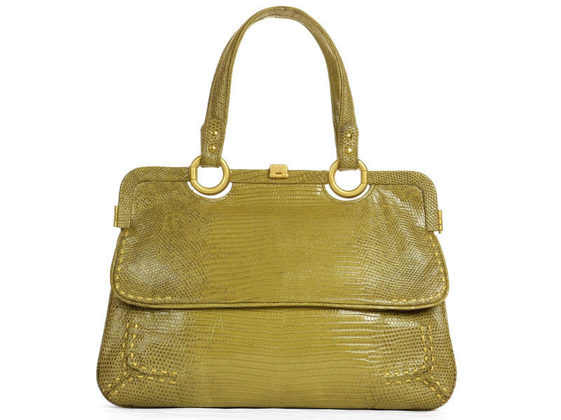 Bottega Veneta Lizard Bag