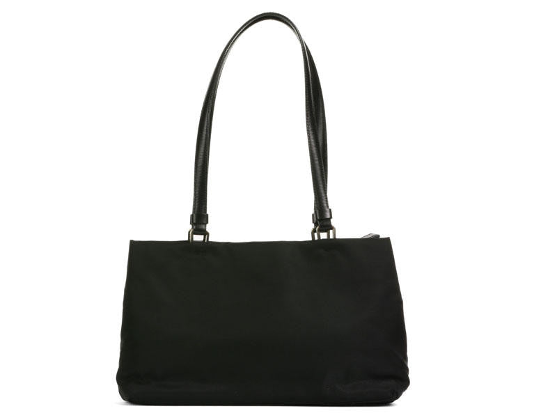 Prada Small Black Nylon Bag