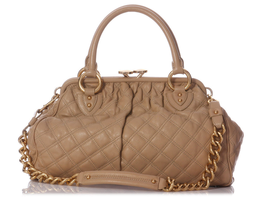 Marc Jacobs Large Camel Stam