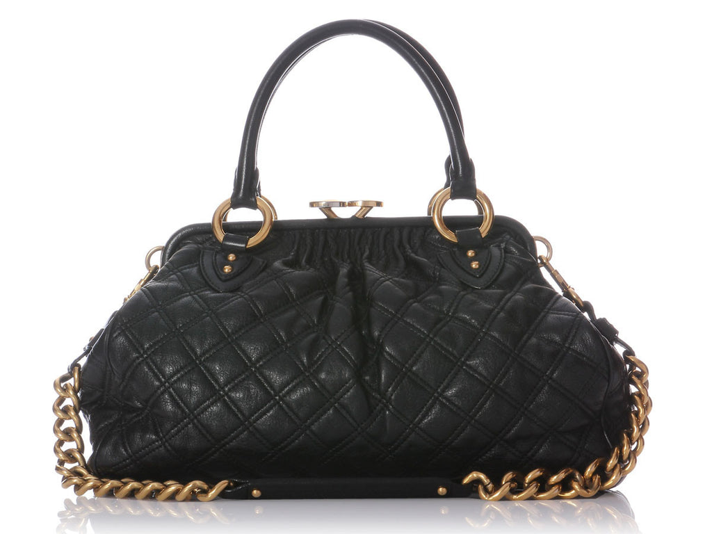 Marc Jacobs Black Stam