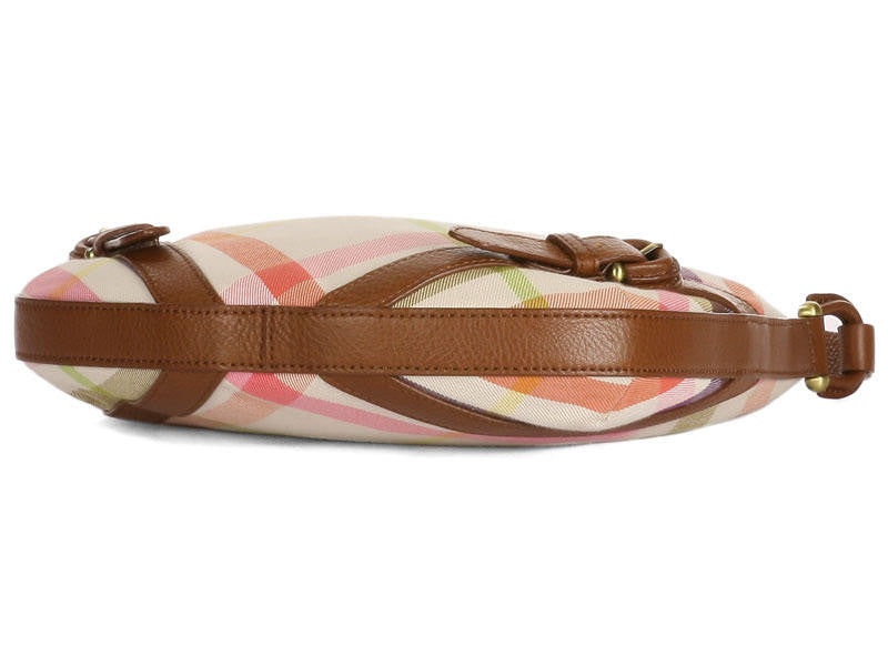 Burberry Think Spring Pastel Nova Check Hobo