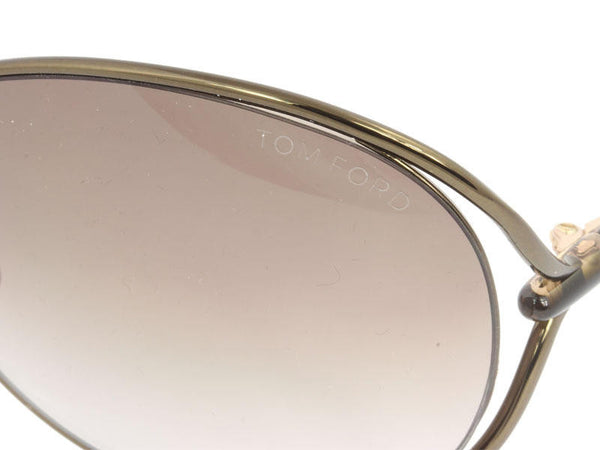 Tom Ford Brown Clemence Sunglasses