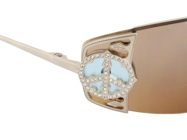 Loree Rodkin Peace Sunglasses