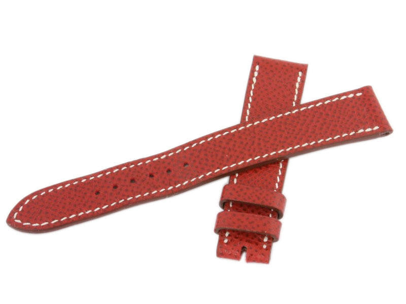 Hermès Ladies Red Watch Band
