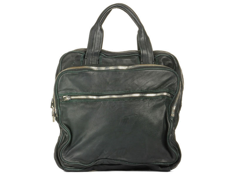 Alexander Wang Black Millie Satchel