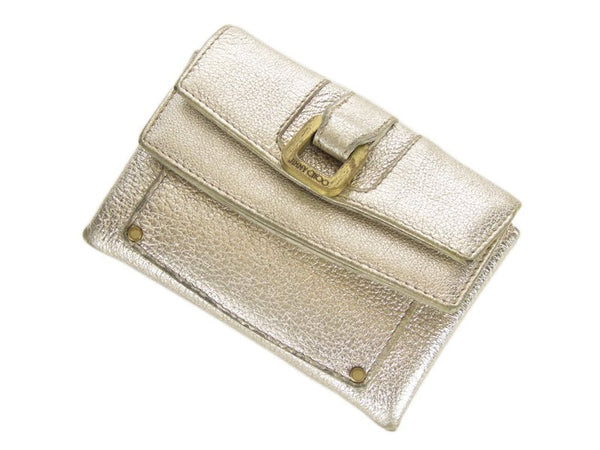 Jimmy Choo Champagne Wallet