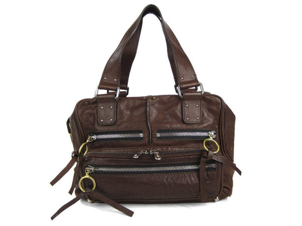 Chloé  Medium Brown Betty