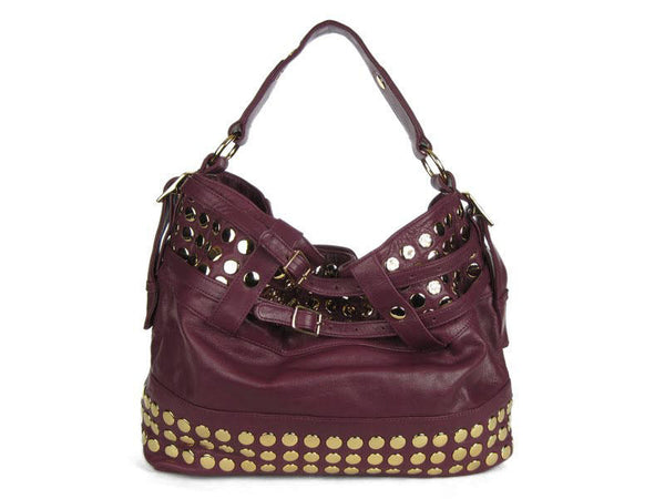 Rebecca Minkoff Purple Supernova Stud Devote