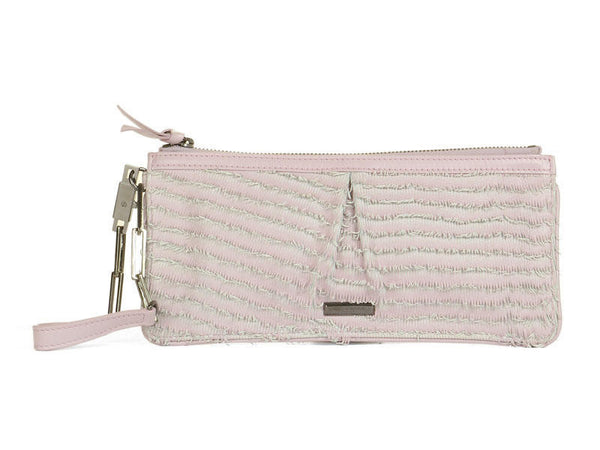 Burberry Twilley Lilac Wristlet