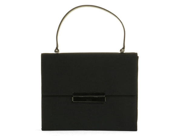 Prada Black Nylon Bag