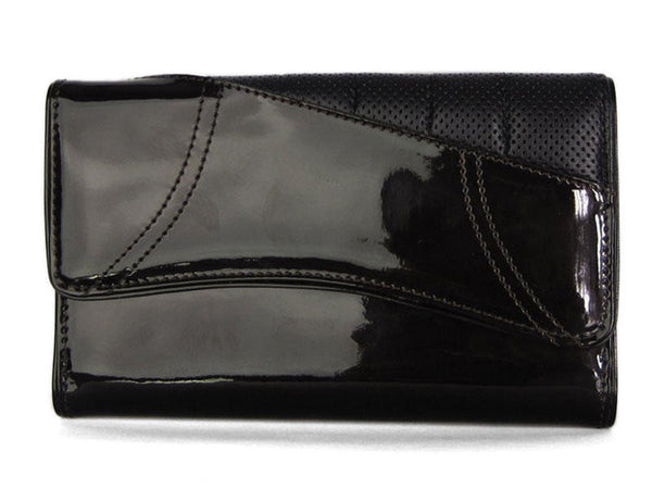 Christian Dior Patent Leather Wallet