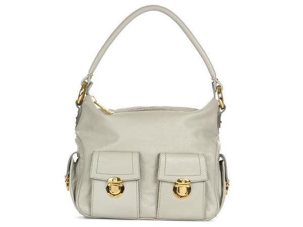 Marc Jacobs Small Light Gray Multipocket