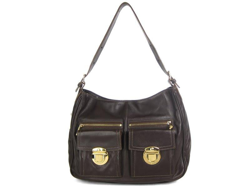 Marc Jacobs Brown Lisa Hobo