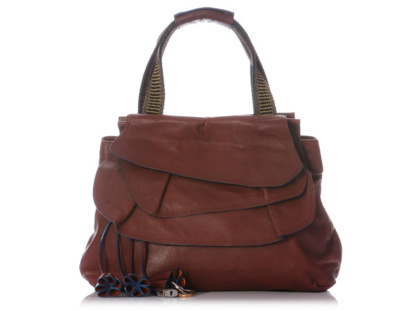 Marc Jacobs Brown Hillary