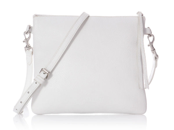 Mulberry White Cross-Body Bag