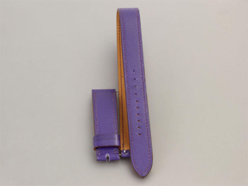 Hermès Iris Double Tour Watch Strap PM