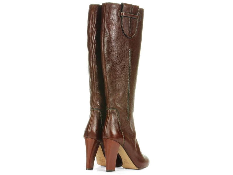Chloé  Tall Brown Boots