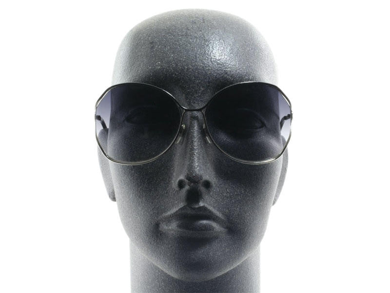 Gucci Over-Sized Sunglasses