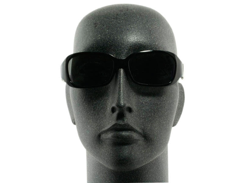 Fendi Black and White Sunglasses