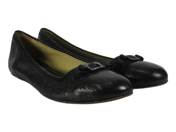 Lanvin Black Ballerina Shoes