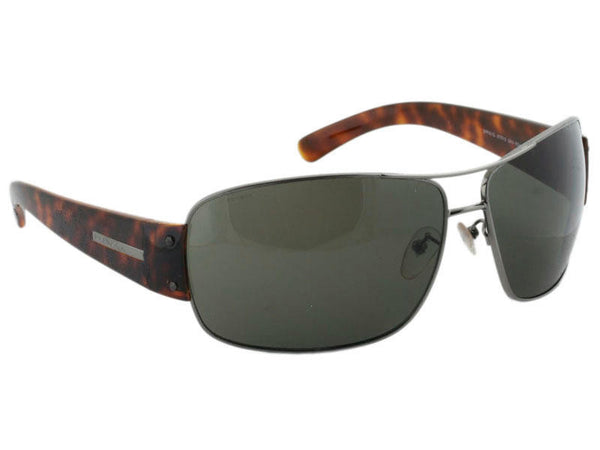 Prada Tortoise Arm Sunglasses