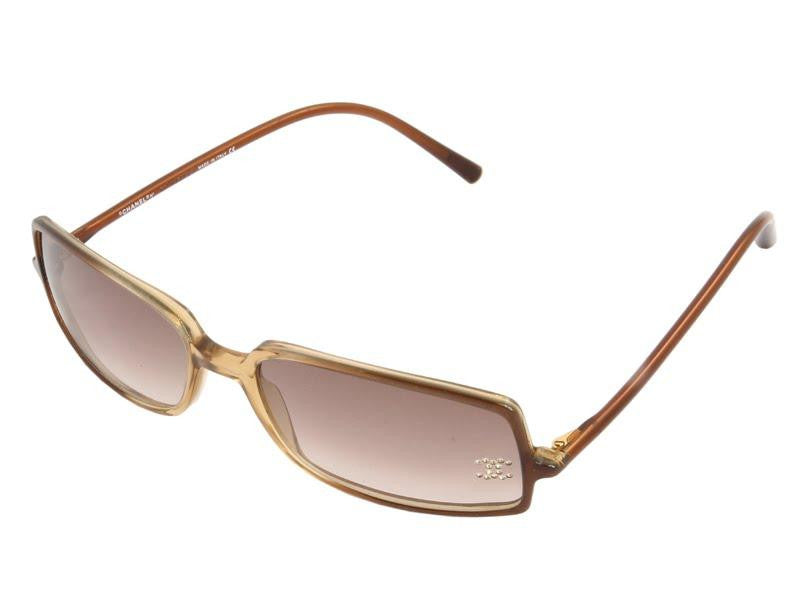 Chanel Delgrade Brown/Bronze Sunglasses