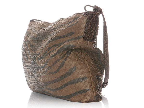 Bottega Veneta Tiger Light Cross-Body