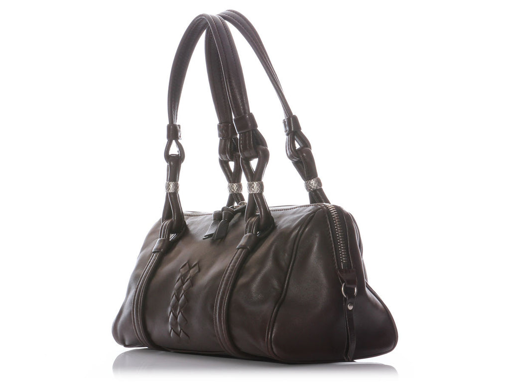Bottega Veneta Small Brown Bag