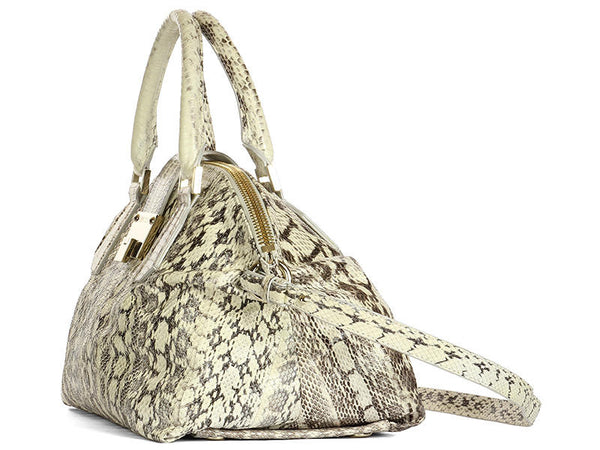 Jimmy Choo Natural Water Snake Rosa