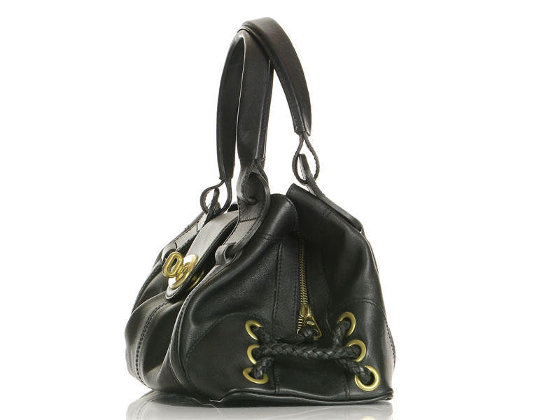 Mulberry Black Agyness