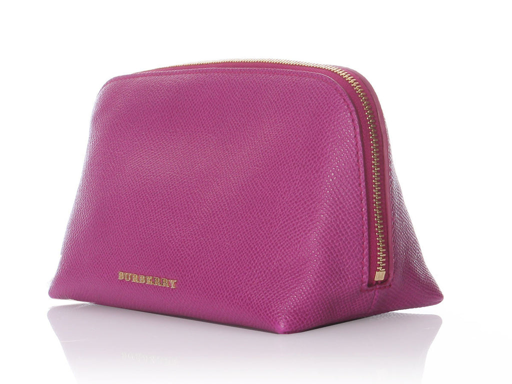 Burberry Bright Viola Elers Make-Up Case