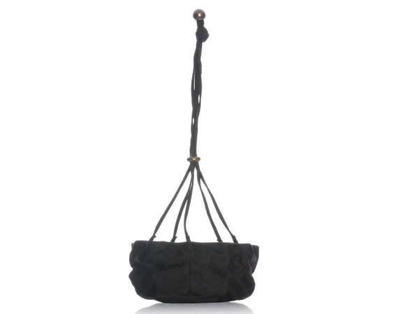 Alexander McQueen Black Star Evening Bag