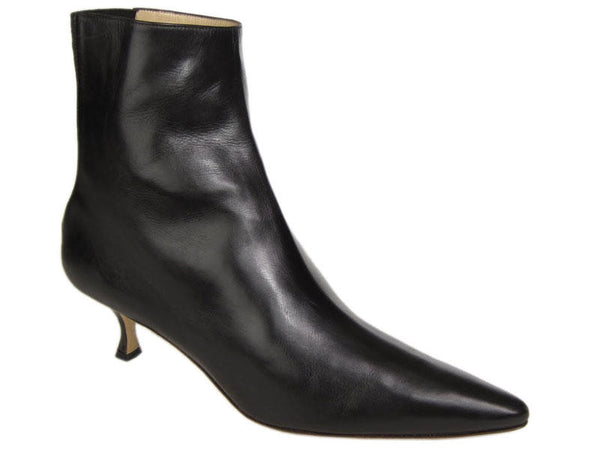 Manolo Blahnik Brown Ankle Boots