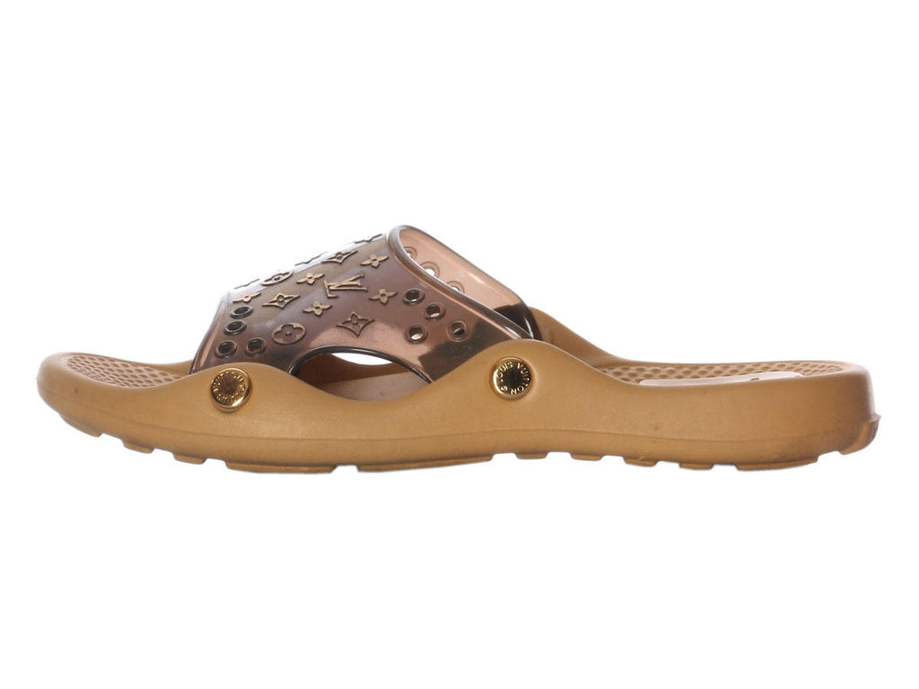 Louis Vuitton Monogram Spa Sandals
