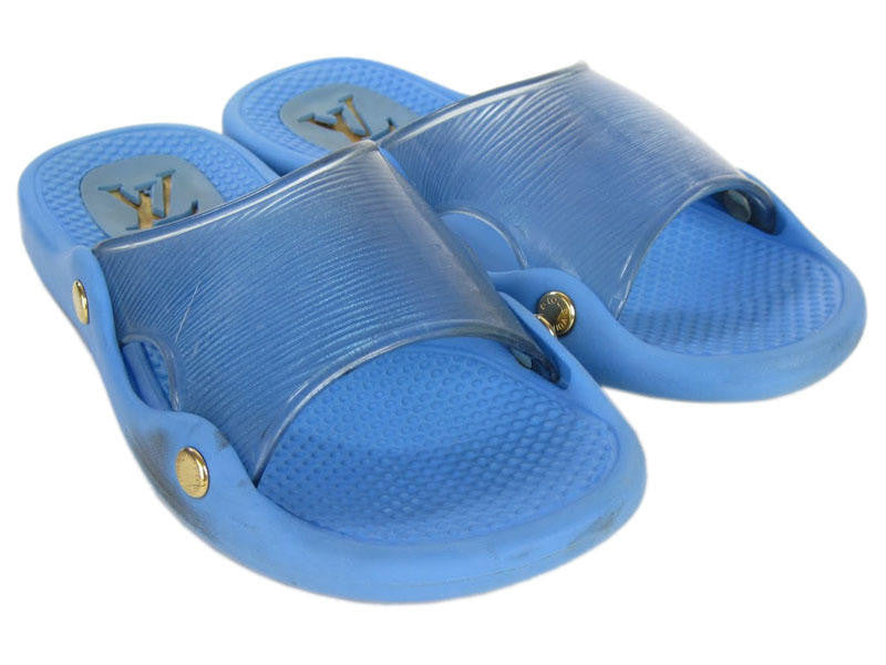 Louis Vuitton Aqua Spa Sandals