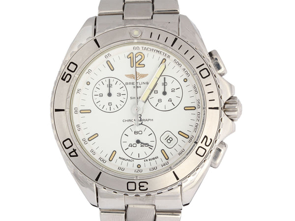 Breitling Men's Shark Chronograph Watch