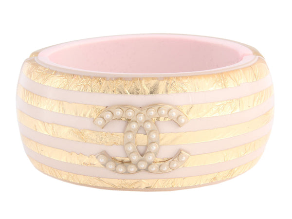 Chanel Light Pink Bracelet