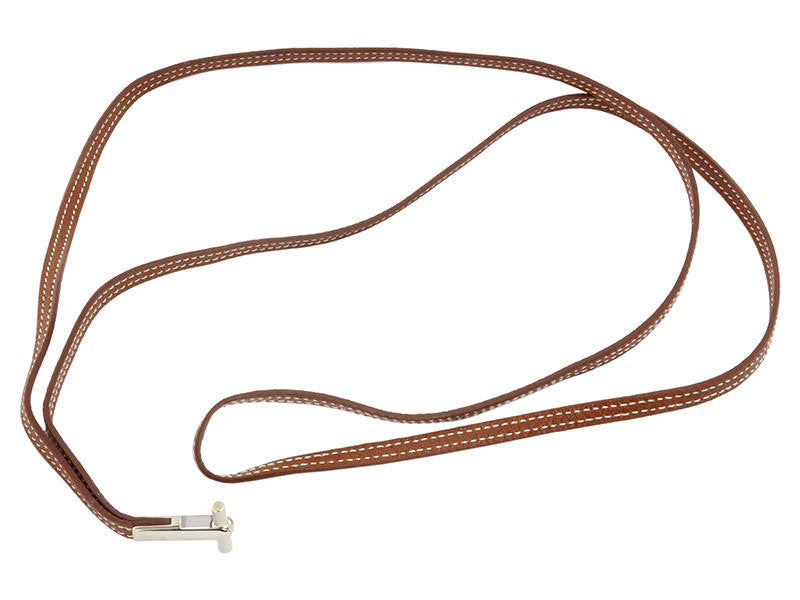 Hermès Camel Cell Phone Case Strap